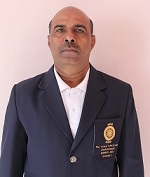 Mr. D. K. Pawar
